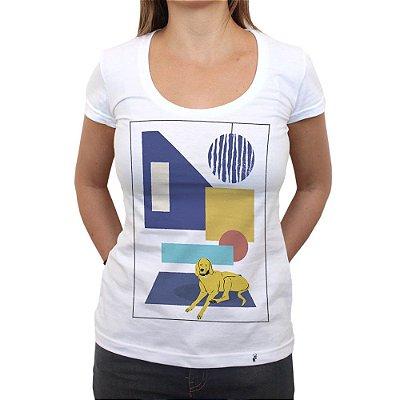 Habitacíon - Camiseta Clássica Feminina
