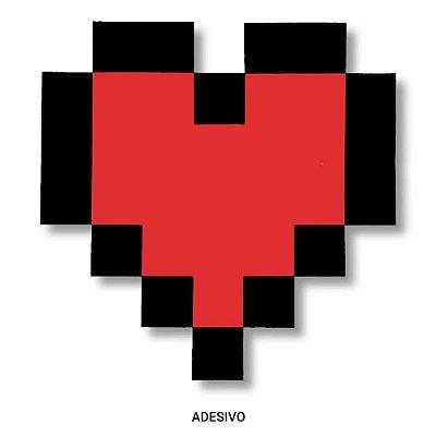 Heart  - Adesivo-U