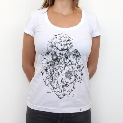 Herbal Network - Camiseta Clássica Feminina