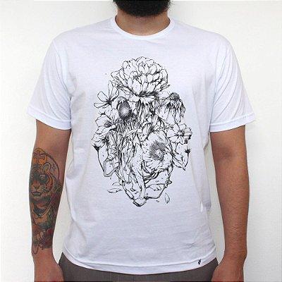 Herbal Network - Camiseta Clássica Masculina