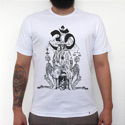 Holy Mountain - Camiseta Clássica Premium Masculina