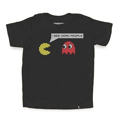 I See Dead People - Camiseta Clássica Infantil