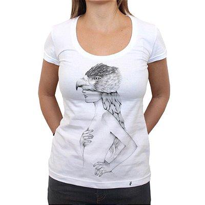 Indócil - Camiseta Clássica Feminina