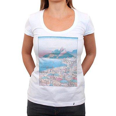 Ipanema - Camiseta Clássica Feminina
