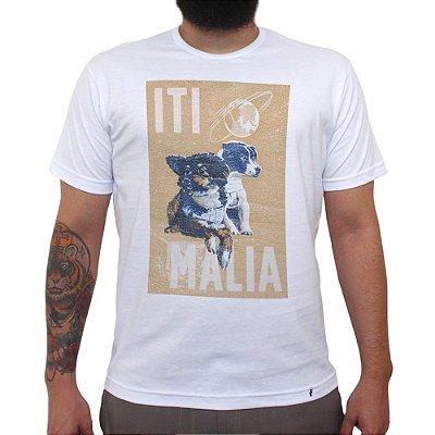 Iti Malia - Camiseta Clássica Masculina