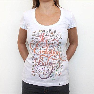 It`s Evolution Baby - Camiseta Clássica Feminina
