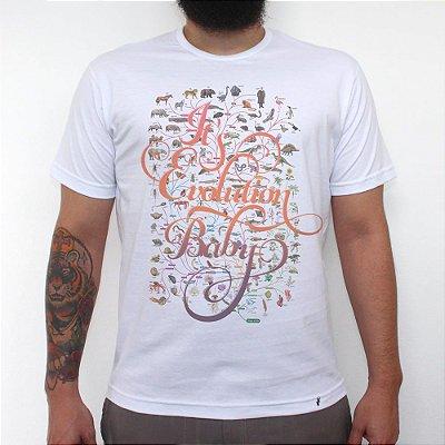 It`s Evolution Baby - Camiseta Clássica Masculina