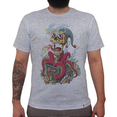 Joker - Camiseta Clássica Masculina