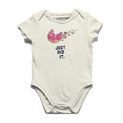 Just Did It - Body Infantil
