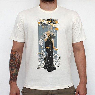 Keep On Balance - Camiseta Clássica Masculina