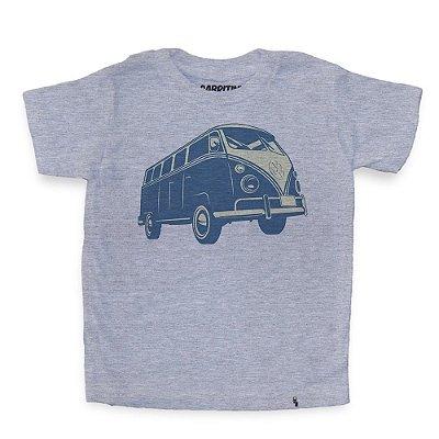 Kombi - Camiseta Clássica Infantil