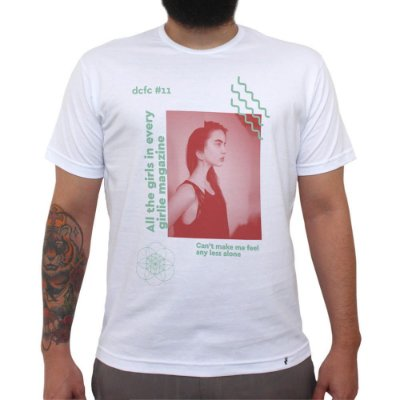 Lack of Color - Camiseta Clássica Masculina