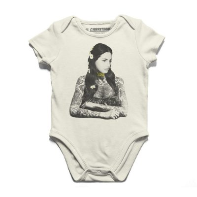 Lana Tattoo - Body Infantil