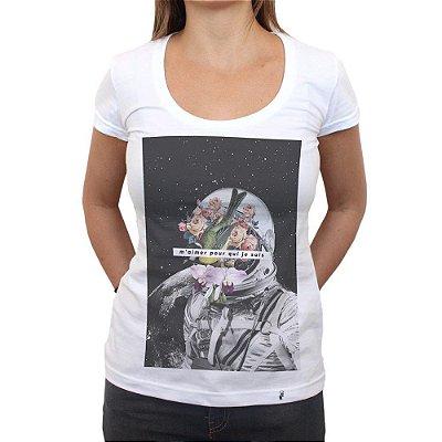 M Aimer Pour Qui Je Suis - Camiseta Clássica Feminina