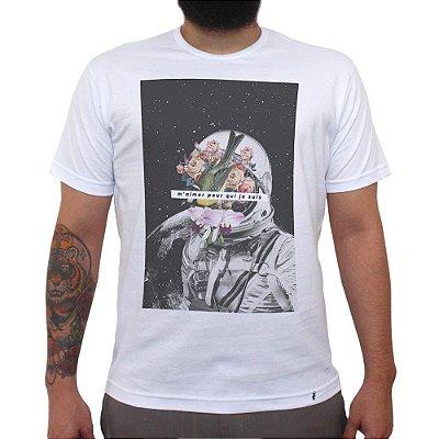 M Aimer Pour Qui Je Suis - Camiseta Clássica Masculina