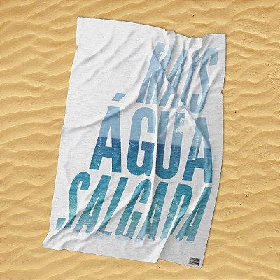Mais Água Salgada - Canga - Pré-venda