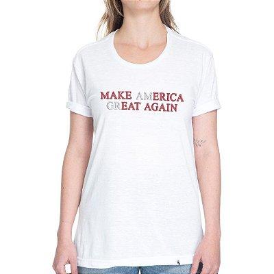 Make Erica Eat Again - Camiseta Basicona Unissex