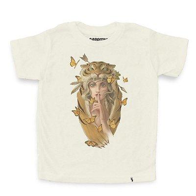 Miss Tigress - Camiseta Clássica Infantil