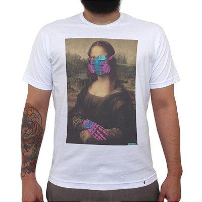 Mona Lambe - Camiseta Clássica Masculina