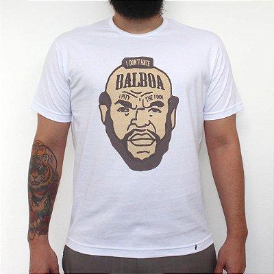 Mr. T. - Camiseta Clássica Masculina