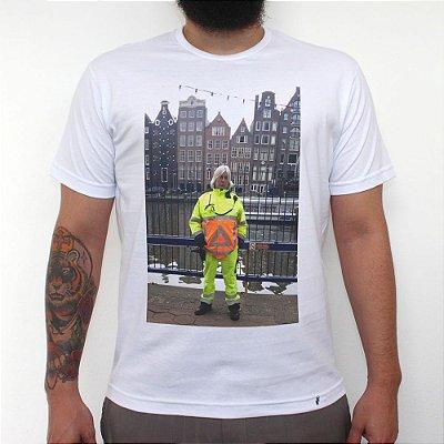 Mster - Camiseta Clássica Masculina