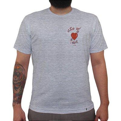 Não Dá Mais - Camiseta Clássica Masculina