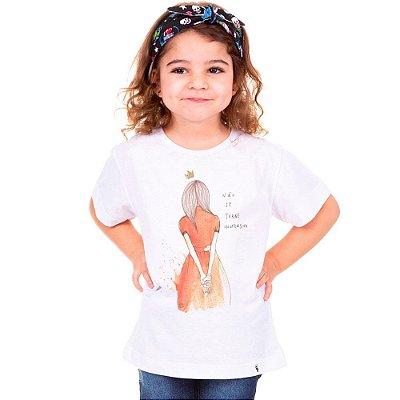 Não Se Torne Inofensiva - Camiseta Clássica Infantil