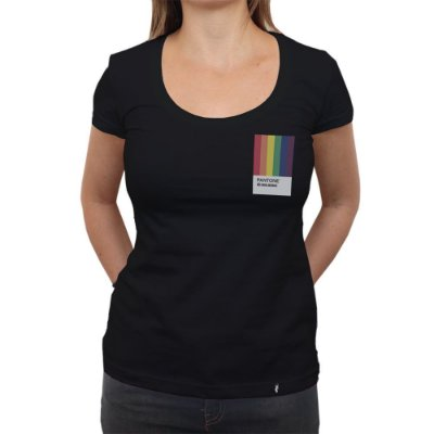 Não Somos Anormais - Camiseta Clássica Feminina