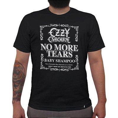 No More Tears - Camiseta Clássica Masculina