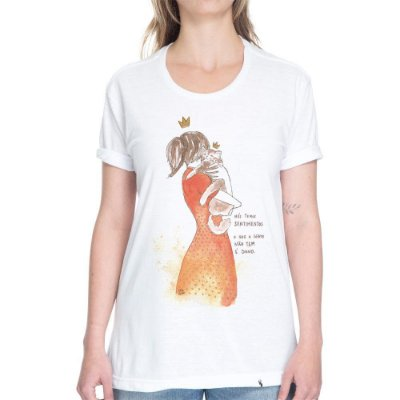 Nós Temos Sentimentos - Camiseta Basicona Unissex