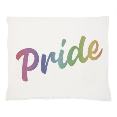 Pride Color - Pano de Prato-Branca-U