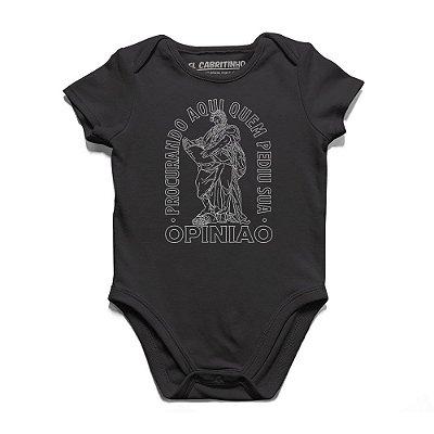 Procurando Aqui - Body Infantil