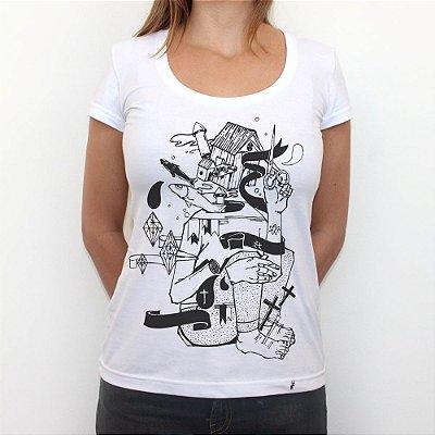 Profundo - Camiseta Clássica Feminina