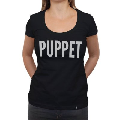 Puppet - Camiseta Clássica Feminina