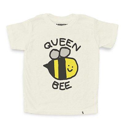 Queen Bee - Camiseta Clássica Infantil