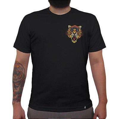 RadicalAnimal#02 - Camiseta Clássica Masculina