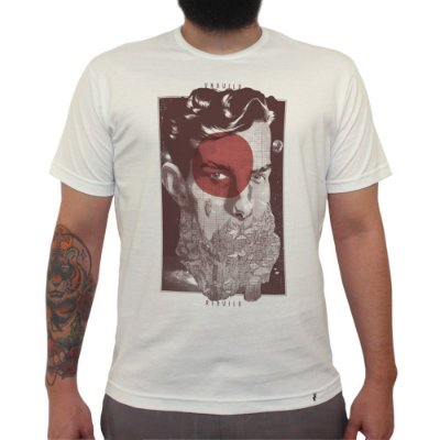 Rebuild - Camiseta Clássica Masculina