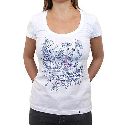 Rema e Acredita - Camiseta Clássica Feminina