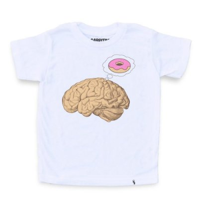 Rosquinha - Camiseta Clássica Infantil