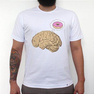 Rosquinha - Camiseta Clássica Masculina