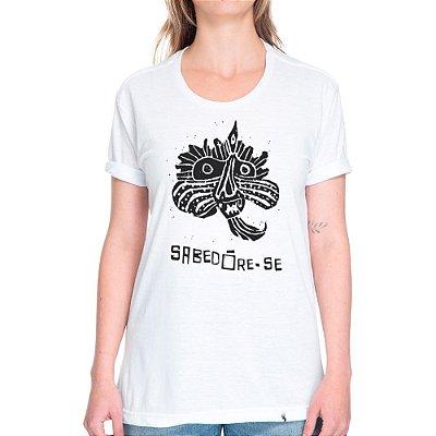 Sabedóre-se - Camiseta Basicona Unissex