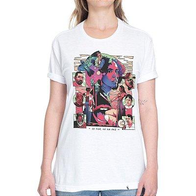 Se for, vá na paz #bacurau - Camiseta Basicona Unissex