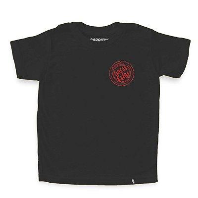 Selo de Garantia - Camiseta Clássica Infantil