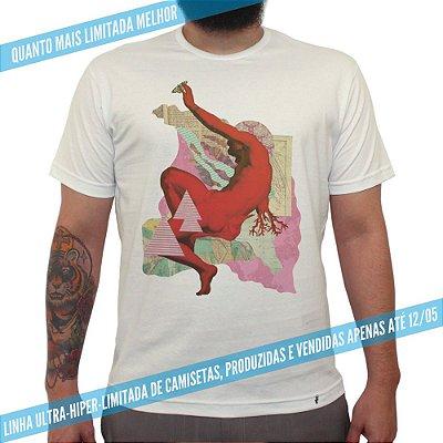 Spastic - Camiseta Clássica Masculina
