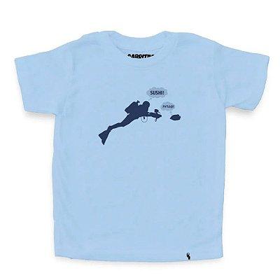 Sushi - Camiseta Clássica Infantil