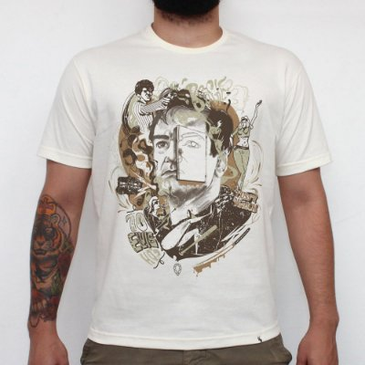 Tarantino - Camiseta Clássica Masculina