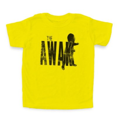 The Awake Baby - Camiseta Clássica Infantil