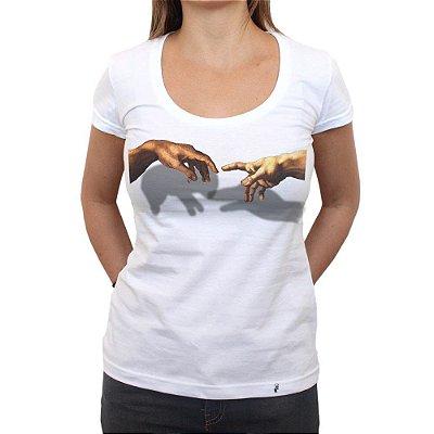 The Creation of Shadows - Camiseta Clássica Feminina