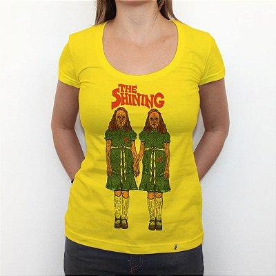 The Shining - Camiseta Clássica Feminina