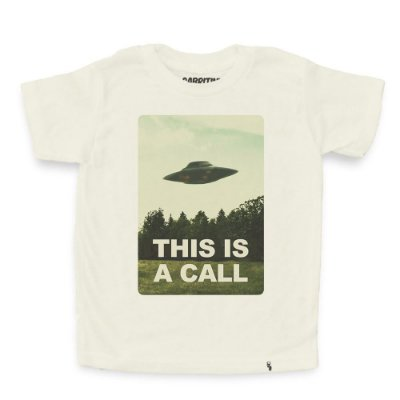 This Is a Call  - Camiseta Clássica Infantil